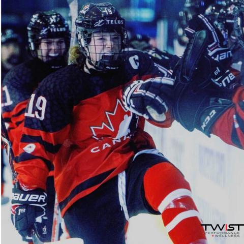 Twist Tricities High Performance Hockey Training