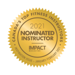 Lisa Gervais nominated Canada's Top Fitness Trainers 2021